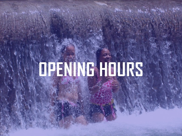 Dunn's River Falls Hours of Operation